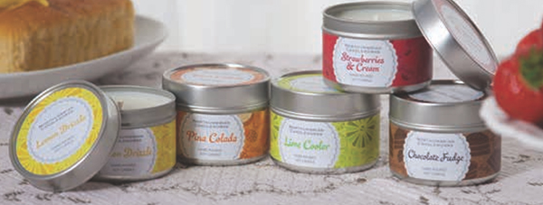 Candle-Tins