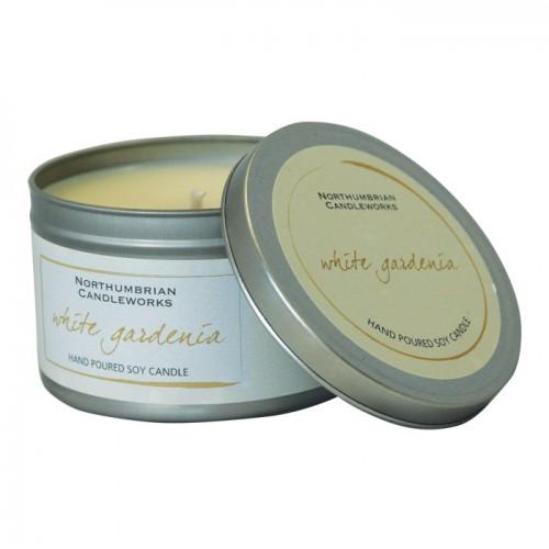 Gardenia - Large Candle Tin