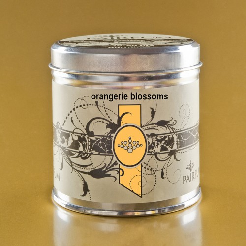 Orangerie Blossoms - Large Candle Tin