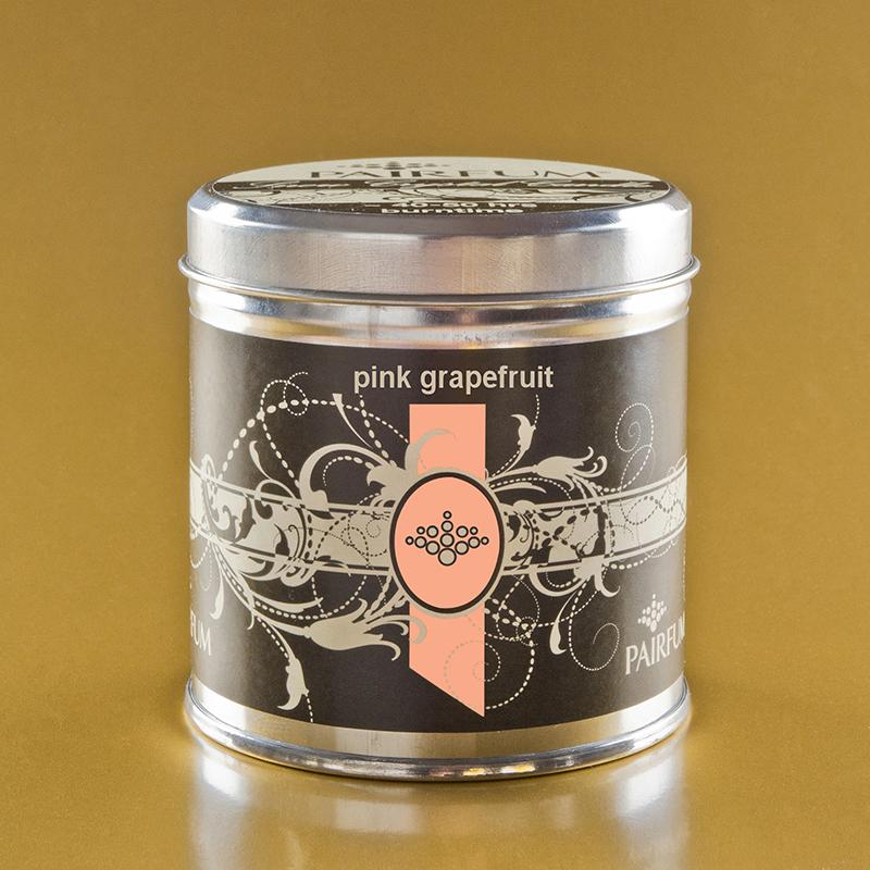 Pink Grapefruit - Large Candle Tin