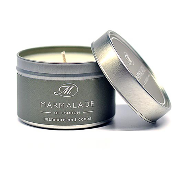 Cashmere & Cocoa - Small Candle Tin