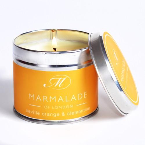 Seville Orange & Clementine - Large Candle Tin