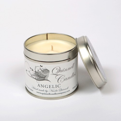 Angelic - Large Candle Tin
