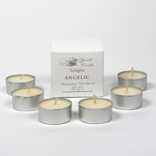Angelic - Tea Light Box