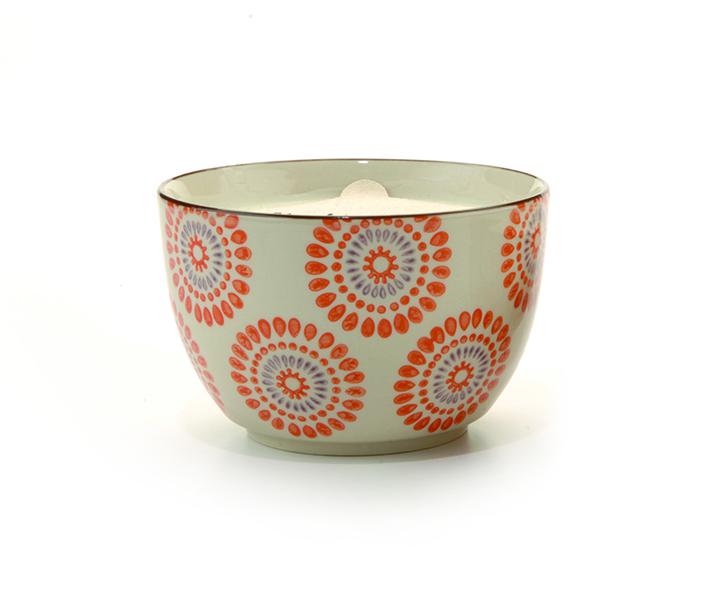 Blood Orange & Bergamot - Large Candle Bowl