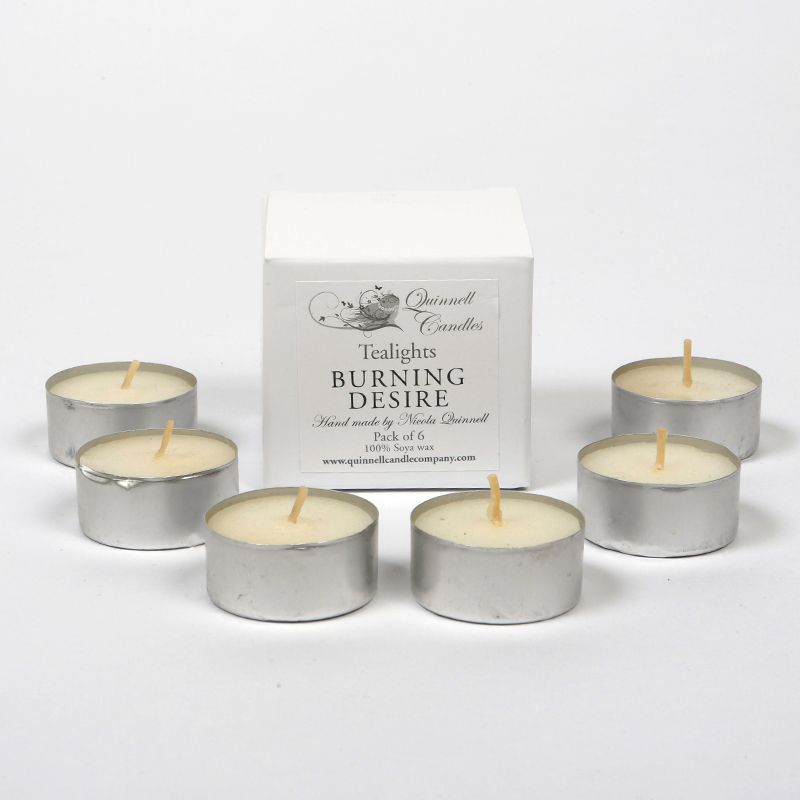 Burning Desire - Tea Light Box