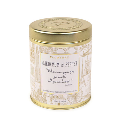 Cardomom & Pepper - Large Candle Tin