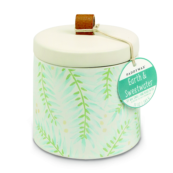 Earth & Sweetwater - Large Ceramic Jar