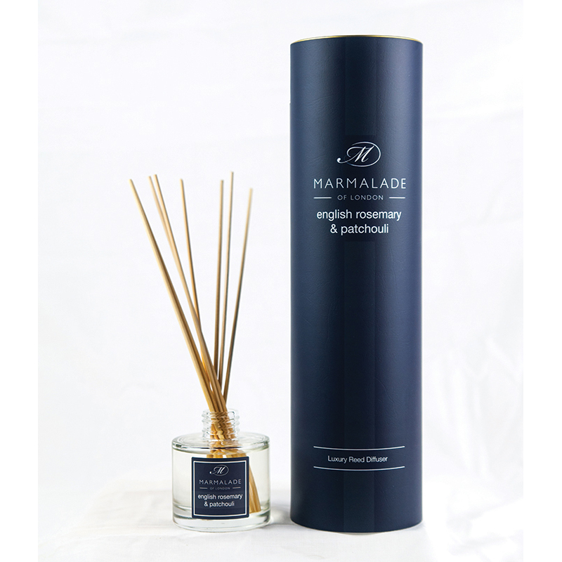 English Rosemary & Patchouli - Reed Diffuser