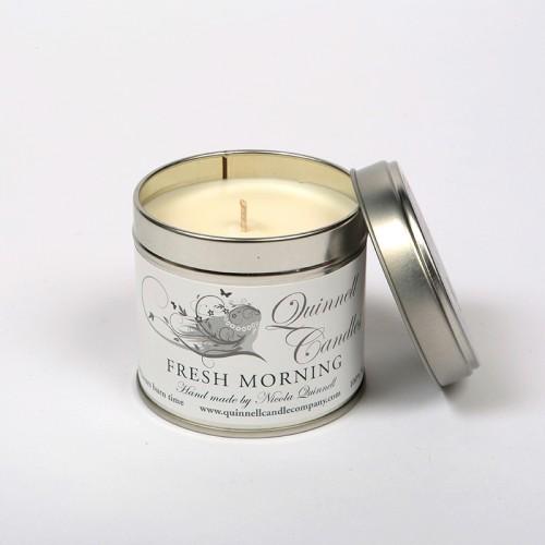 Fresh Morning - Large Candle Tin