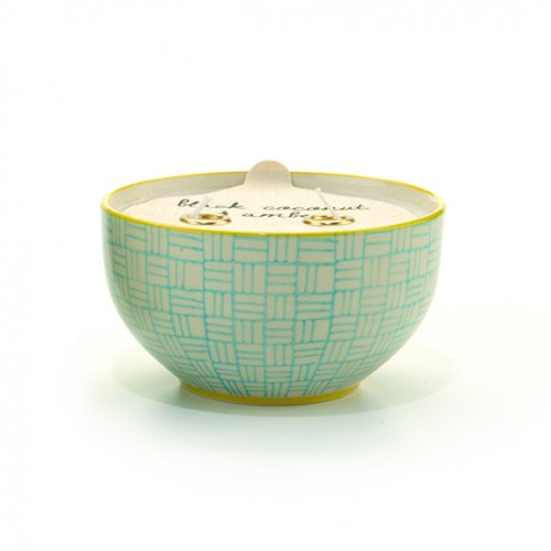Jasmine & Bamboo - Small Candle Bowl