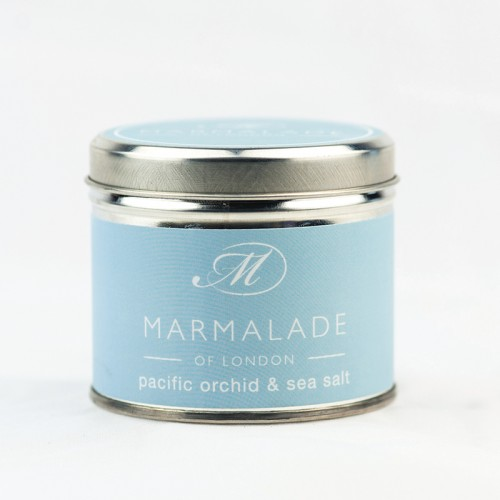 Pacific Orchid & Sea Salt - Large Candle Tin