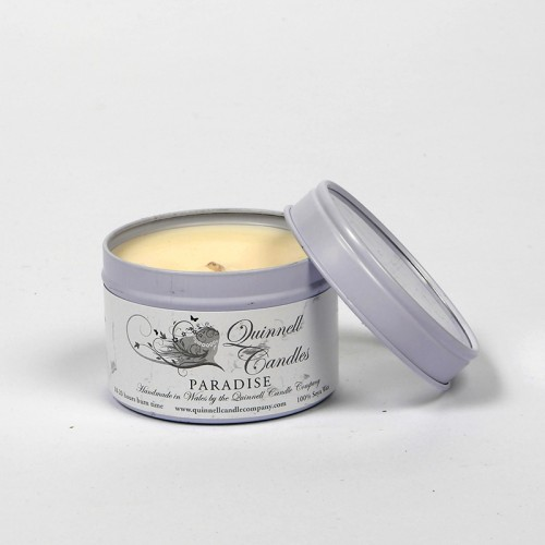 Paradise - Small Candle Tin
