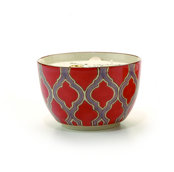Passionfruit & Guava - Large Candle Bowl
