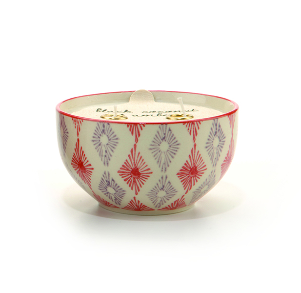 Passionfruit & Guava - Small Candle Bowl