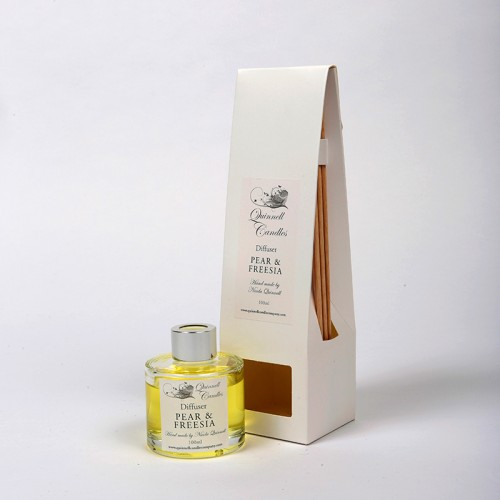 Pear & Freesia - Reed Diffuser