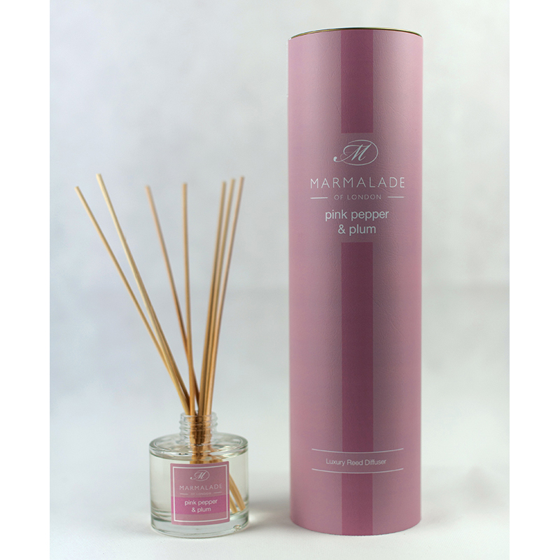 Pink Pepper & Plum - Reed Diffuser