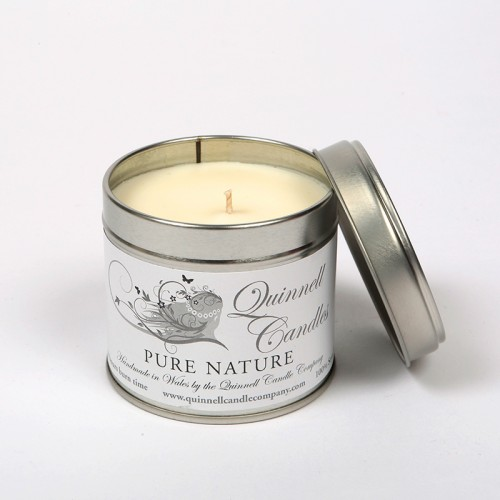 Pure Nature - Large Candle Tin