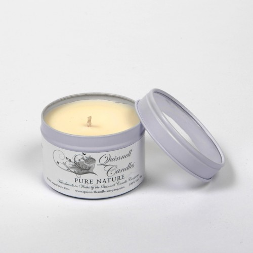Pure Nature - Small Candle Tin