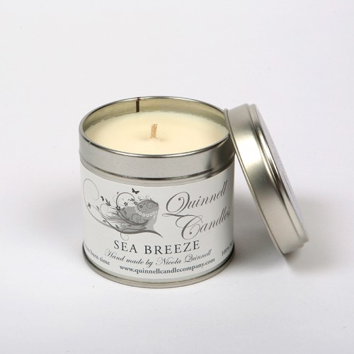 Sea Breeze - Large Candle Tin