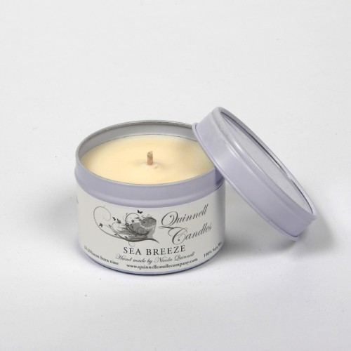Sea Breeze - Small Candle Tin