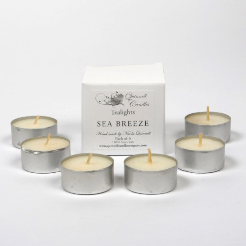 Sea Breeze - Tea Light Box