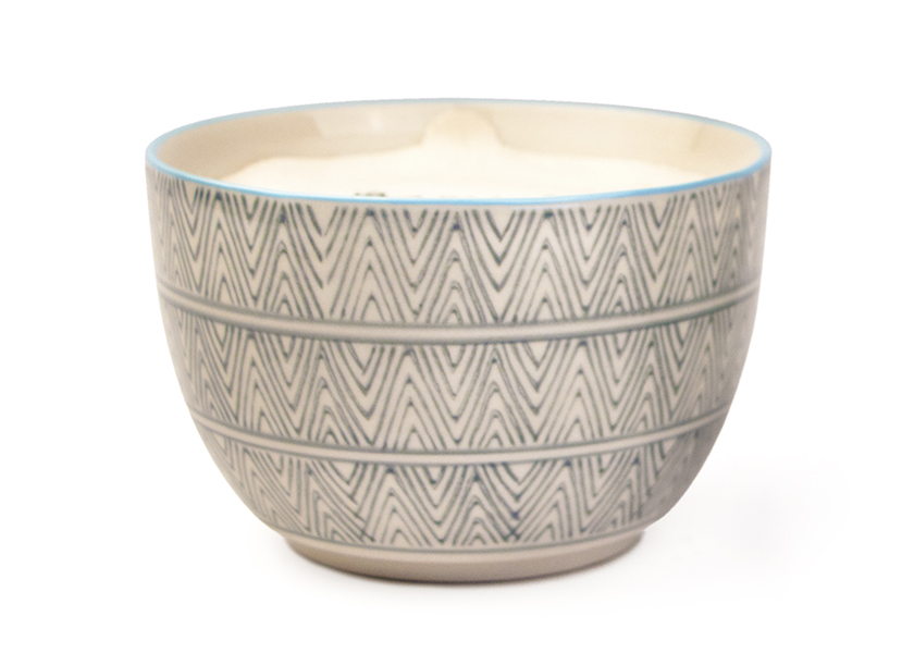 Sea Salt & Sage - Large Candle Bowl
