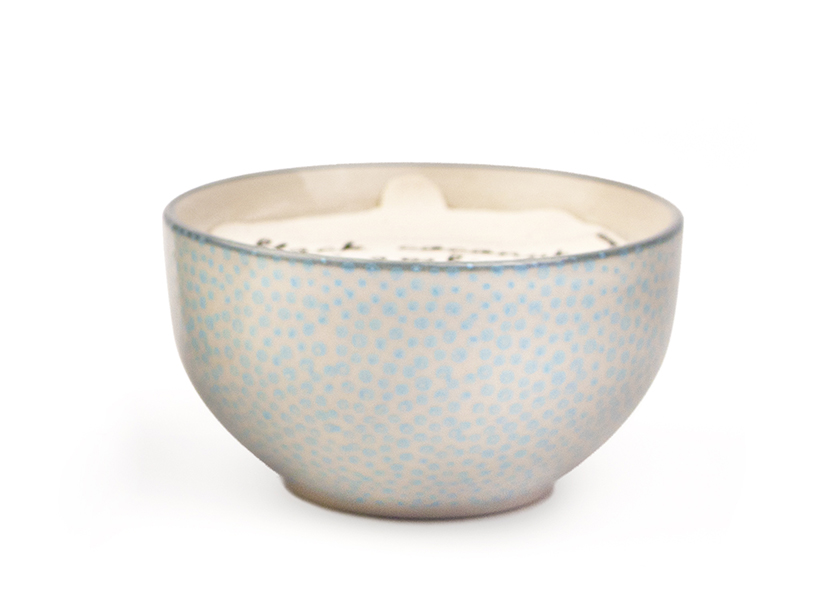 Sea Salt & Sage - Small Candle Bowl