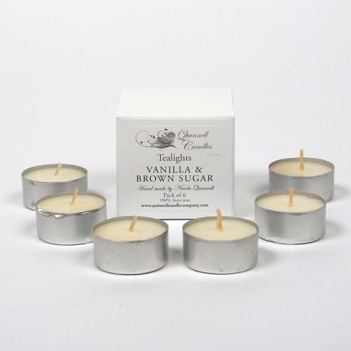 Vanilla & Brown Sugar - Tea Light Box