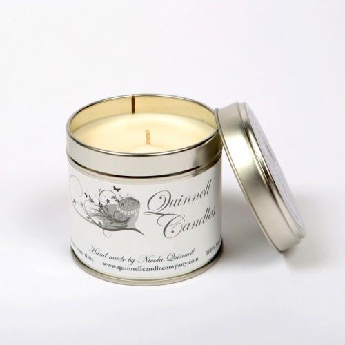 Lotus Flower & Sandalwood - Large Candle Tin