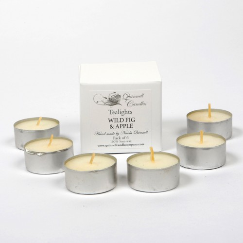 Wild Fig & Apple - Tea Light Box