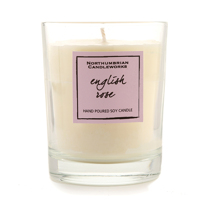 English Rose - Choose Your Candle Type