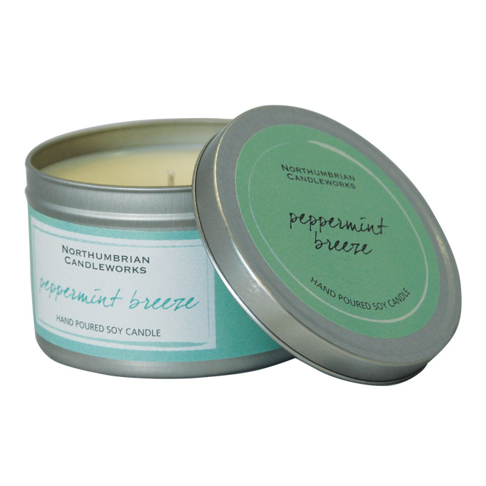 Peppermint Breeze - Choose Your Candle Type