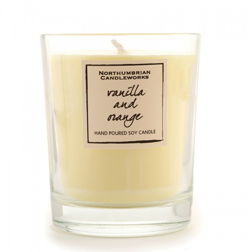 Vanilla & Orange - Choose Your Candle Type