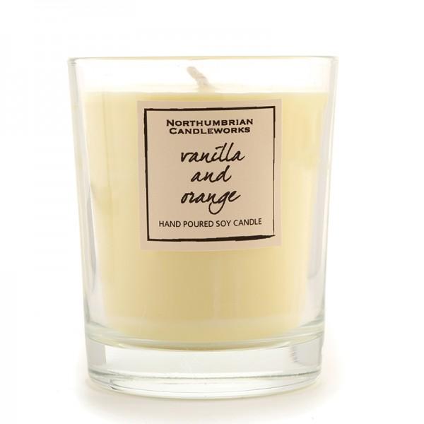 Vanilla & Orange - Choose Your Candle Type