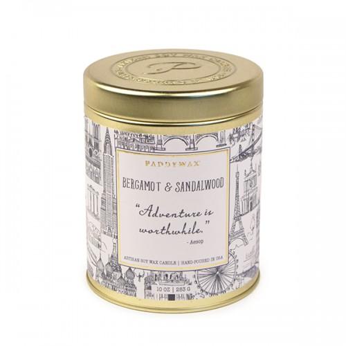 Bergamot & Sandalwood - Choose Your Candle Type