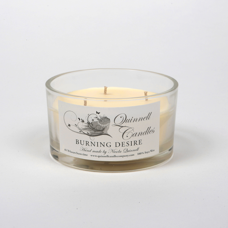 Burning Desire - Choose Your Candle Type