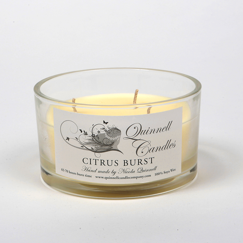 Citrus Burst - Choose Your Candle Type