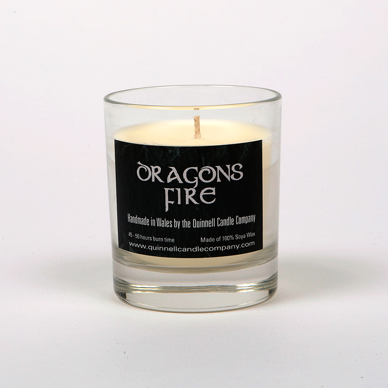 Dragons Fire - Choose Your Candle Type