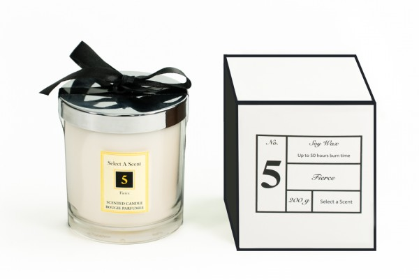 Fierce - Choose Your Candle Type