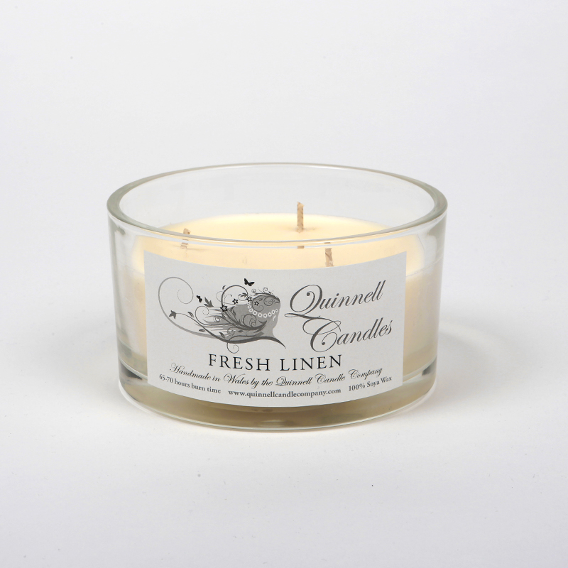 Fresh Linen - Choose Your Candle Type