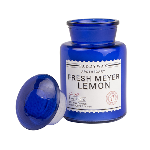 Fresh Meyer Lemon - Choose Your Candle Type
