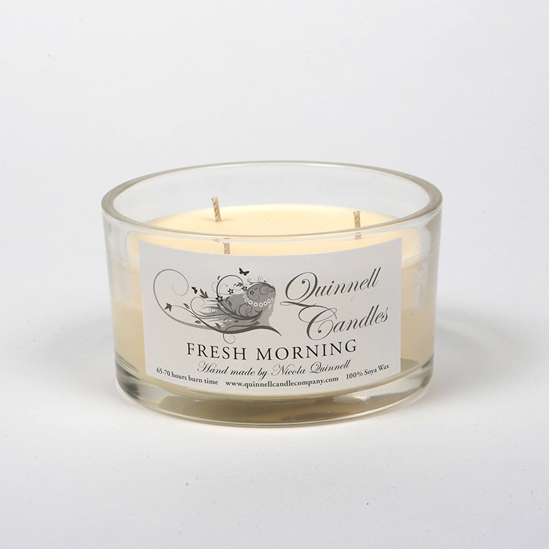 Fresh Morning - Choose Your Candle Type