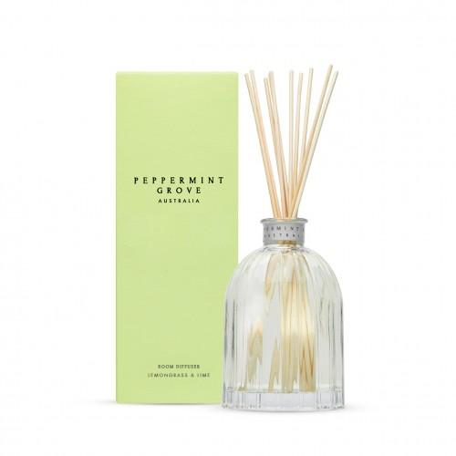 Lemongrass & Lime - Medium Reed Diffuser