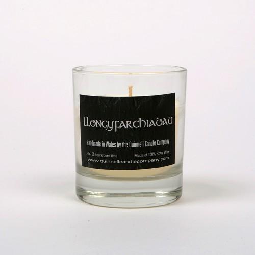 Llongyfarchiadau - Choose Your Candle Type