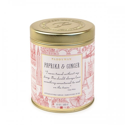 Paprika & Ginger - Choose Your Candle Type
