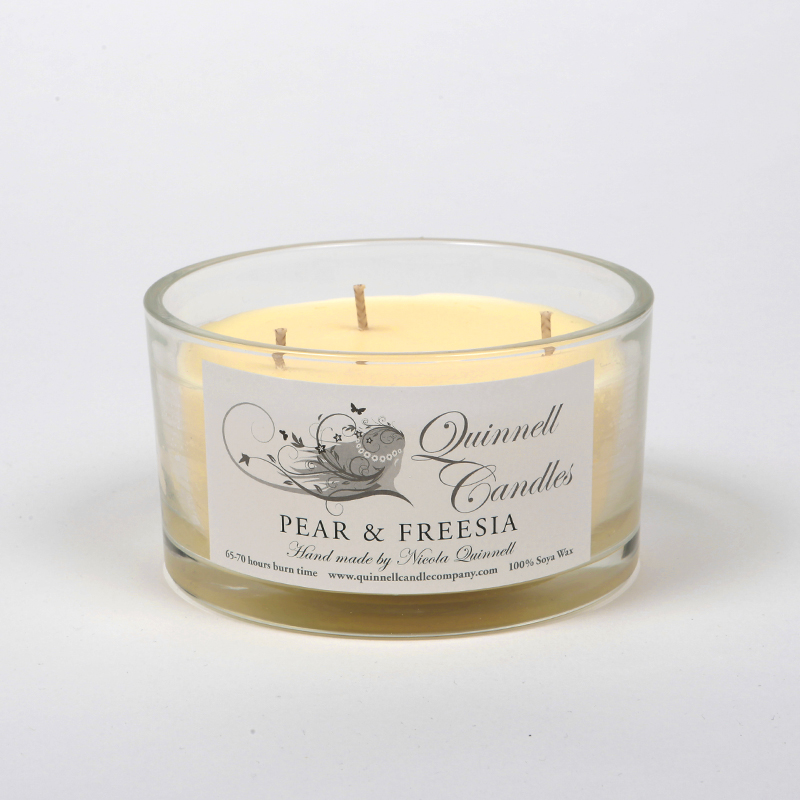 Pear & Freesia - Choose Your Candle Type