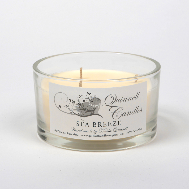 Sea Breeze - Choose Your Candle Type
