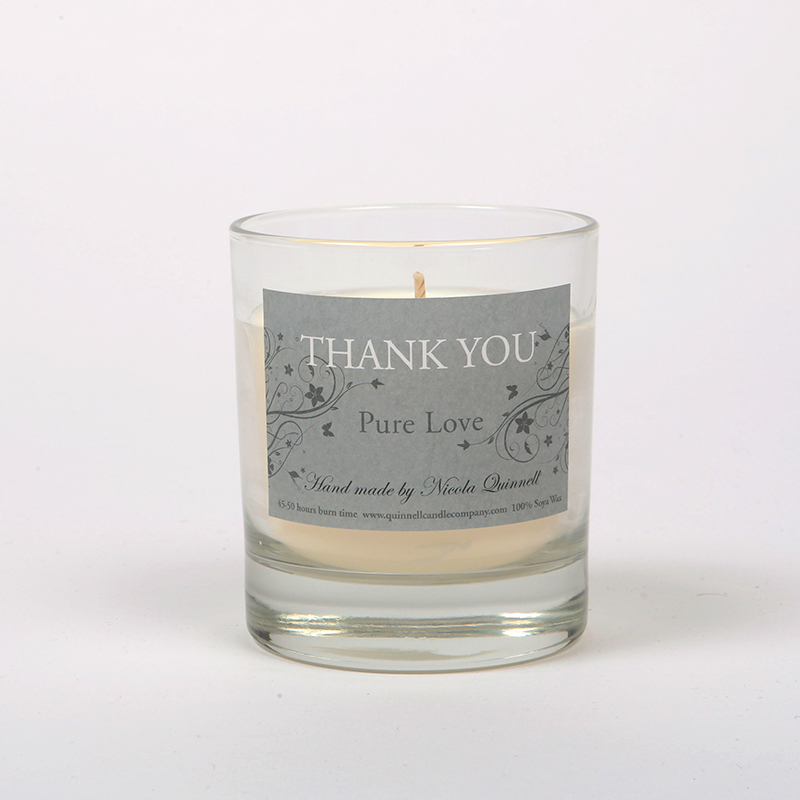 Thank you - Choose Your Candle Type