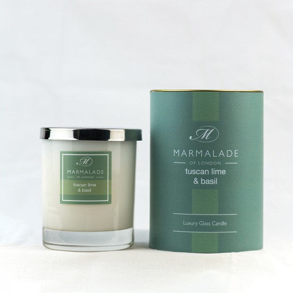 Tuscan Lime & Basil - Choose Your Candle Type